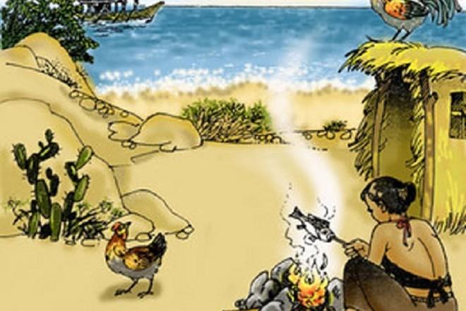 Chuyện Cổ Tích Sọ Dừa