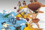 Truyền thuyết về Sơn Tinh – Thủy Tinh