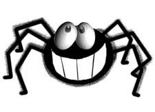 Trò đùa của nhền nhện