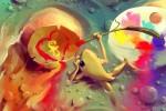 Truyện cười : Hoàng tử ếch