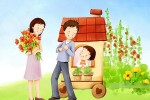 9 ân đức của cha mẹ