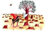Người tiều phu hóa nai