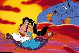 Aladdin và cây đèn thần P12
