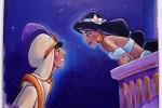 Aladdin và cây đèn thần P4