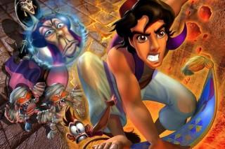Aladdin và cây đèn thần P5