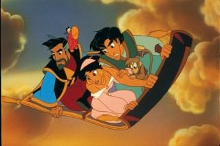 Aladdin và cây đèn thần P9