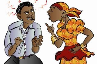 Nói xấu vợ một cách thanh lịch