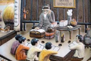 Kẻ trộm dạy học trò