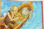 Truyện cổ tích song ngữ – Ông lão đánh cá và con cá vàng