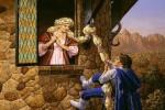 Truyện cổ tích song ngữ: Cô gái tóc dài Rapunzel